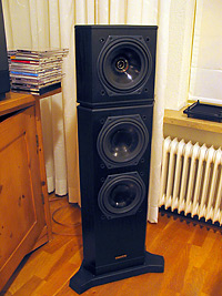 Tannoy Sixes Series, 613 II Tannoy_613_a
