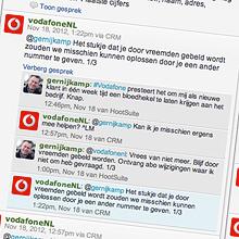 twitter vodafone webcare