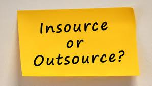 insourcing of outsourcing